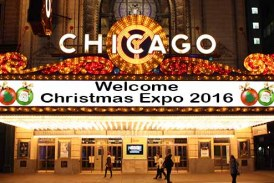 Chicago bound Christmas Expo 2016