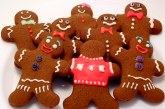 Quick and easy gingerbread cookies