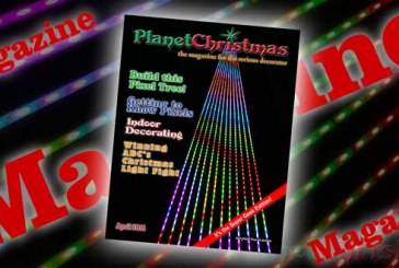 PlanetChristmas Magazine for April 2014 – Pixel Trees!