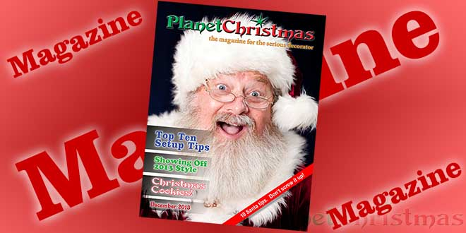PlanetChristmas Magazine for December 2013