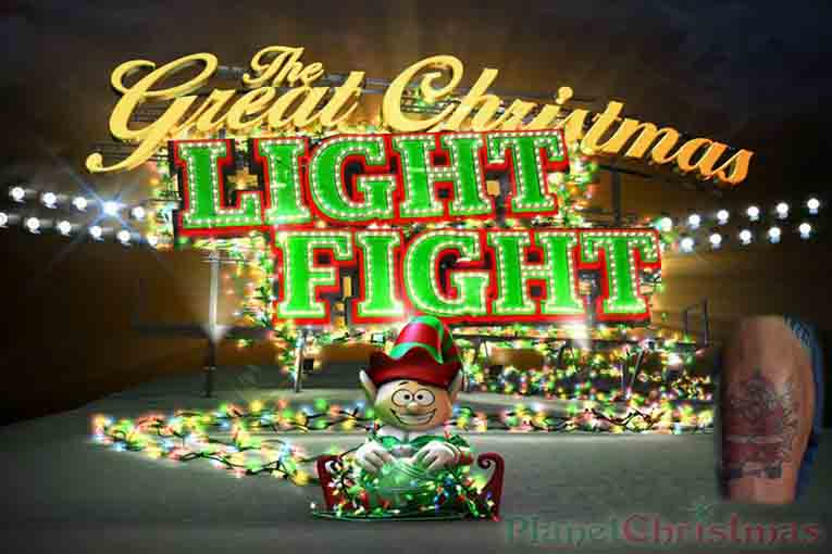 Great Christmas Light Fight 2014 and the PC Tattoo