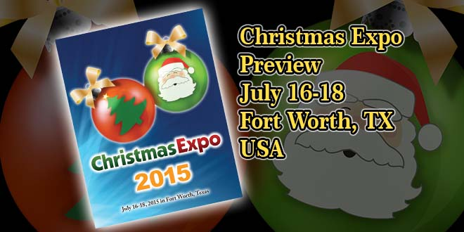 ChristmasExpo 2015 Preview