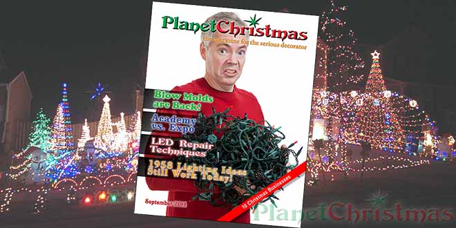 PlanetChristmas Magazine for Fall 2014
