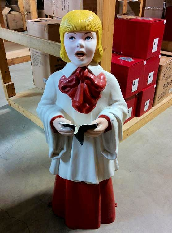 Silvestri Art Manufacturing Company Choir Girl.jpg